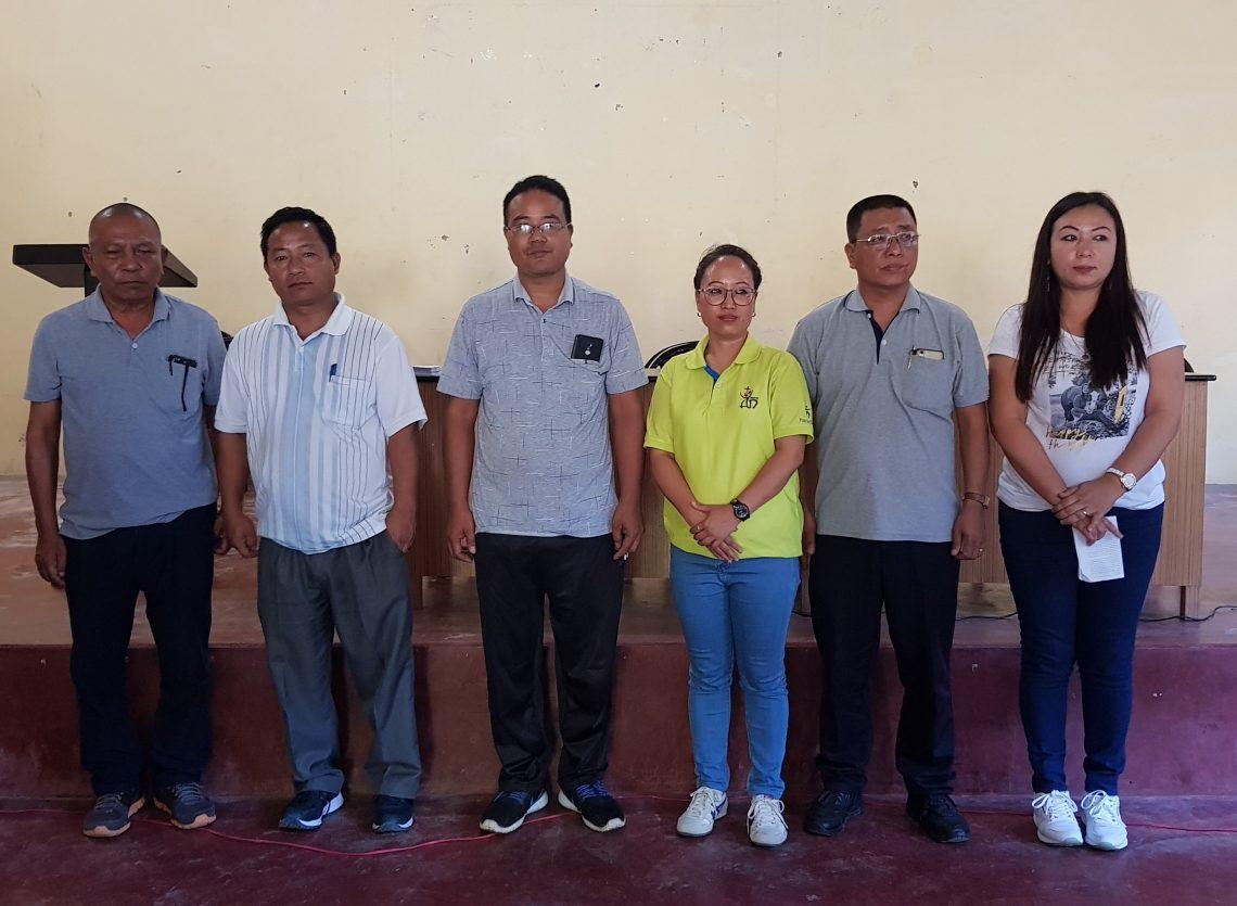 STAFF WELFARE ASSOCIATION LEADERS ELECTED