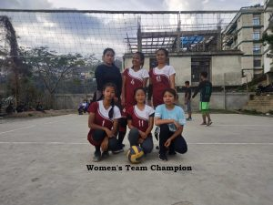 16th April, 2019 , GJTC : One Day Volleyball Tournament 2