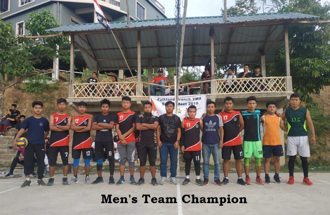 16th April, 2019 , GJTC : One Day Volleyball Tournament
