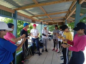 GJTC 23rd August 2019 : Youth Adventure Club