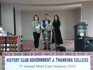GJTC 23th August 2019 : History Annual Meet - 2019 1