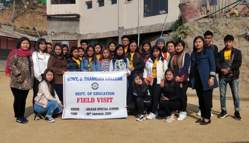 GJTC 30 Jan 2020 : Field Visit to Gilead Special School