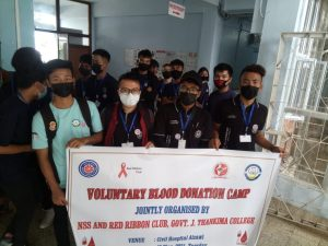 GJTC 4th May, 2021 : BLOOD DONATION CAMP 1