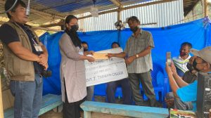GJTC 20th May 2021 : Distribution of Donations 1