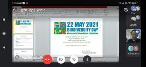 GJTC 2nd June 2021 : Observance of World Biodiversity Day-2021 1
