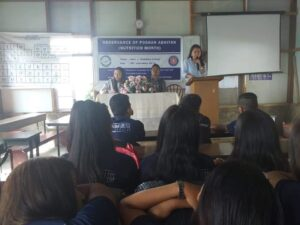 Observance of Nutrition Month (2019) 1